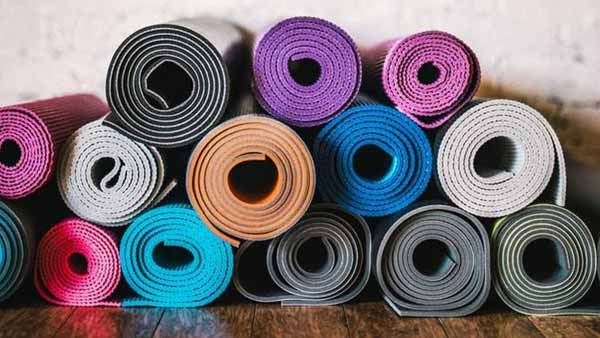 Glasgow yoga classes - mats